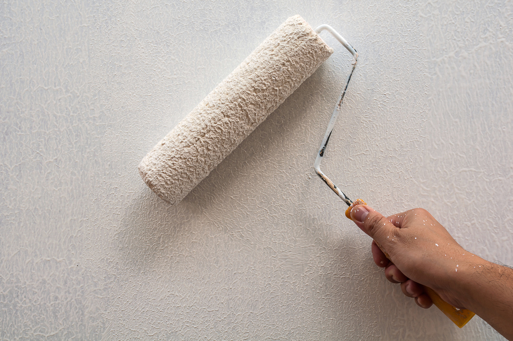 Attractive Peindre Un Mur : Quel Rouleau à Peinture Utiliser ?